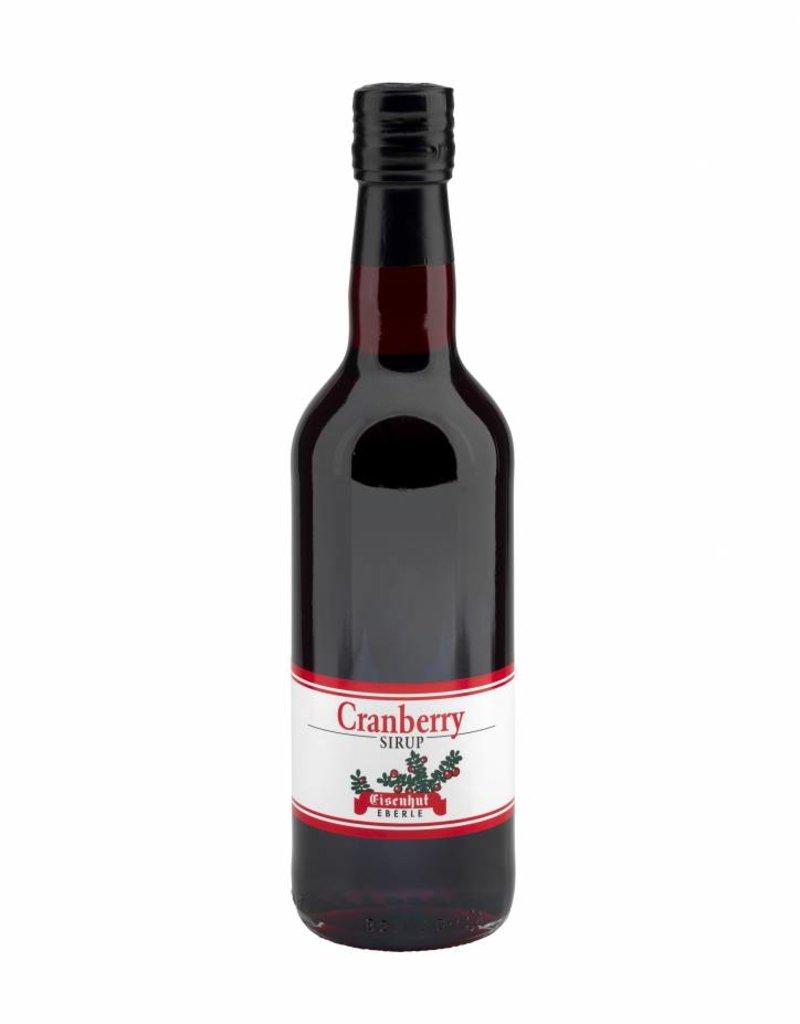 Eberle Spezialitäten  Cranberry Sirup