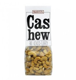 Bio Cashews gewürzt Kokos-Curry