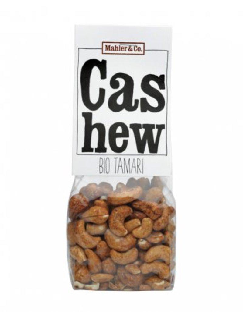 Bio Cashews gewürzt Tamari