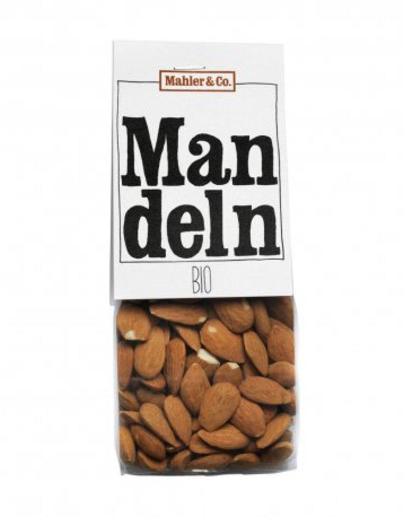 Bio Mandeln braun
