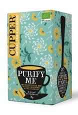 Cupper Tea CUPPER PURIFY ME Kräuterteemischung