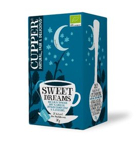 Cupper Tea CUPPER SWEET DREAMS mit Kamille und Lavendel