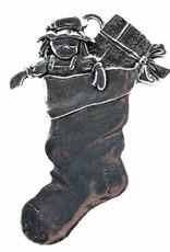 DTR Hanging Christmas ornament sock
