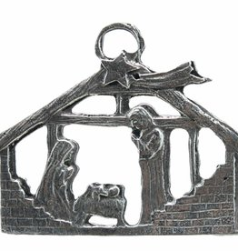 DTR Hanging ornament nativity
