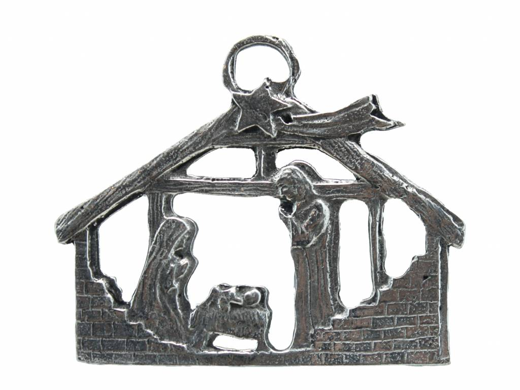 DTR Hanging Christmas ornament nativity