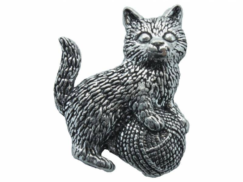 DTR Kitten with wool
