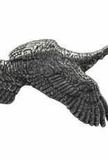 DTR Kalkoen vliegend