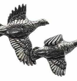 DTR Partridges flying
