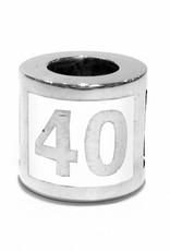 Vierdaagse Bedel 40 km bedel (zilver)