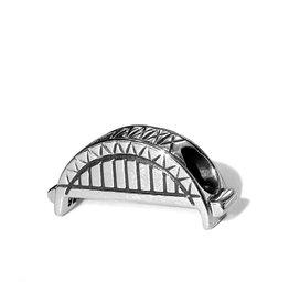 Vierdaagse Bedel Waalbrug charm (silver)
