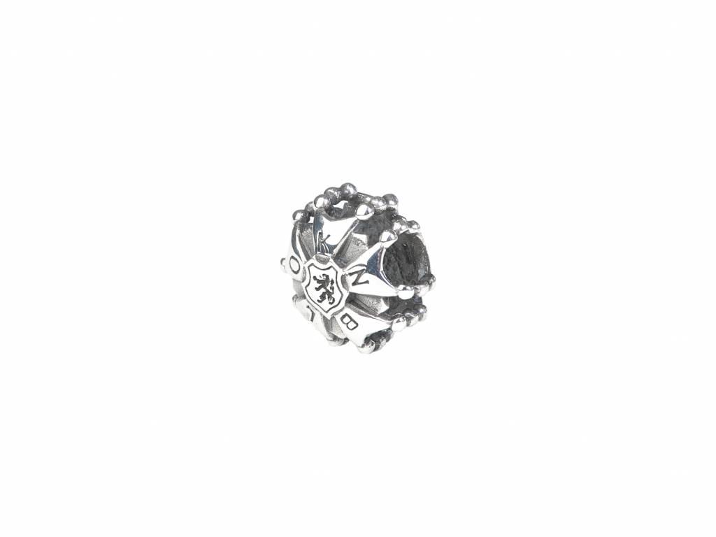 Vierdaagse Bedel 4Daagsekruis bedel (zilver)