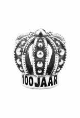 Vierdaagse Bedel Kroontje 100 jaar bedel (zilver)