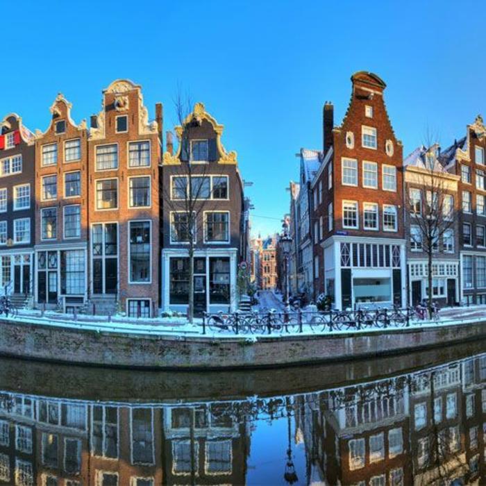 Beveiligingscamera's Amsterdam