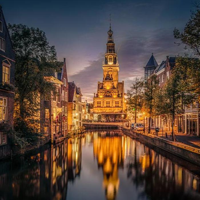 Beveiligingscamera installatie Alkmaar