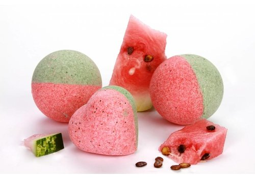 Handmade Soap HandgefertigtenBade Bomben - Wassermelone