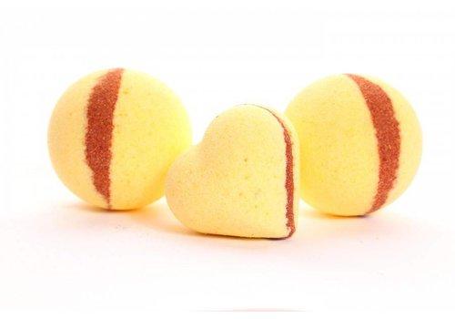Handmade Soap Handgemaakte bruisbal Sandelwood