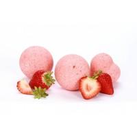 Erdbeeren Bade Bomben