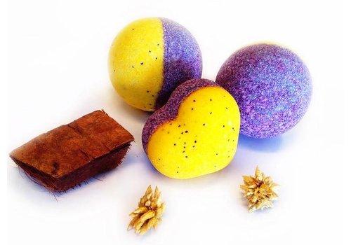 Handmade Soap Handgefertigten Bade Bomben - Maracuja