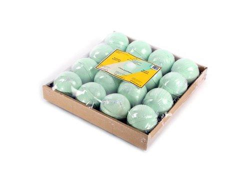 Novus Fumus Set van 16 badbruisballen Citroen en Eucalyptus