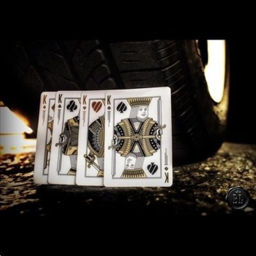 Run Playing Cards Standard