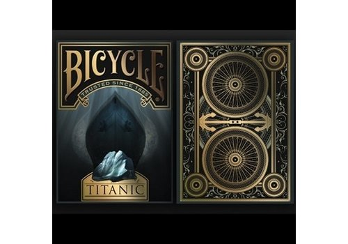 Bicycle Titanic - Death