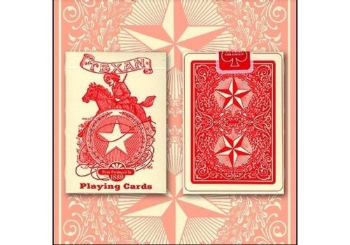 Bicycle Texan Playing Cards Deck 1889 (Gelimiteerd Uitgave)