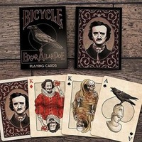 Edgar Allan Poe Playing Cards