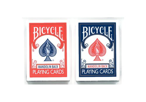 Bicycle Poker Spielkarten - Mandolin