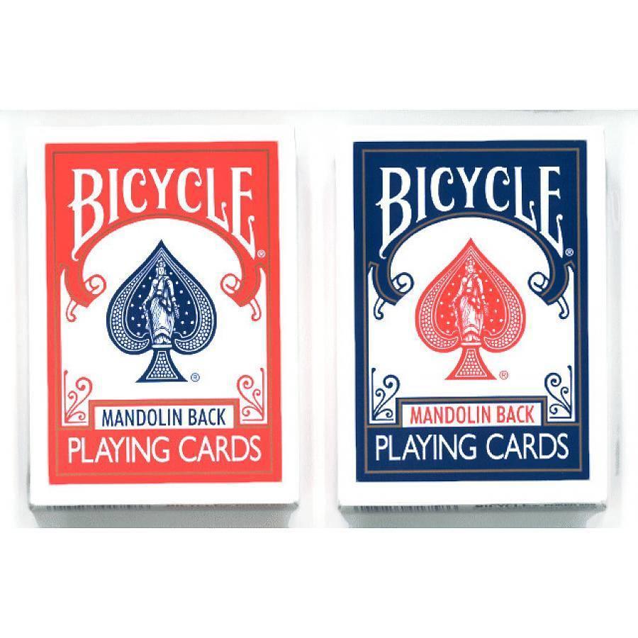 Poker Kaarten - Mandolin-2