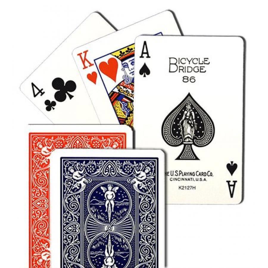 Bridge Spielkarten