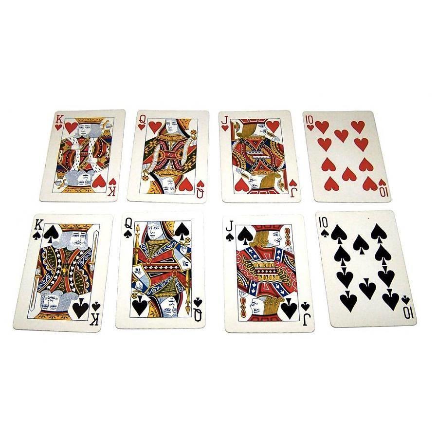 Bridge Spielkarten-3