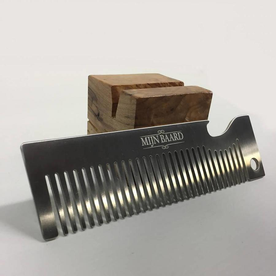 Bartkamme Metall