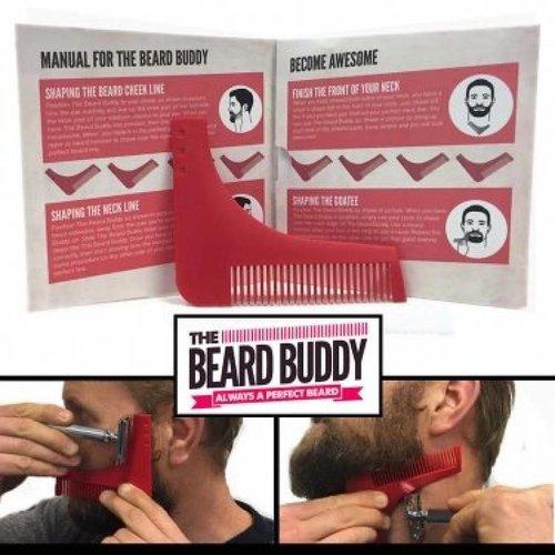 Novus Fumus Beard Buddy