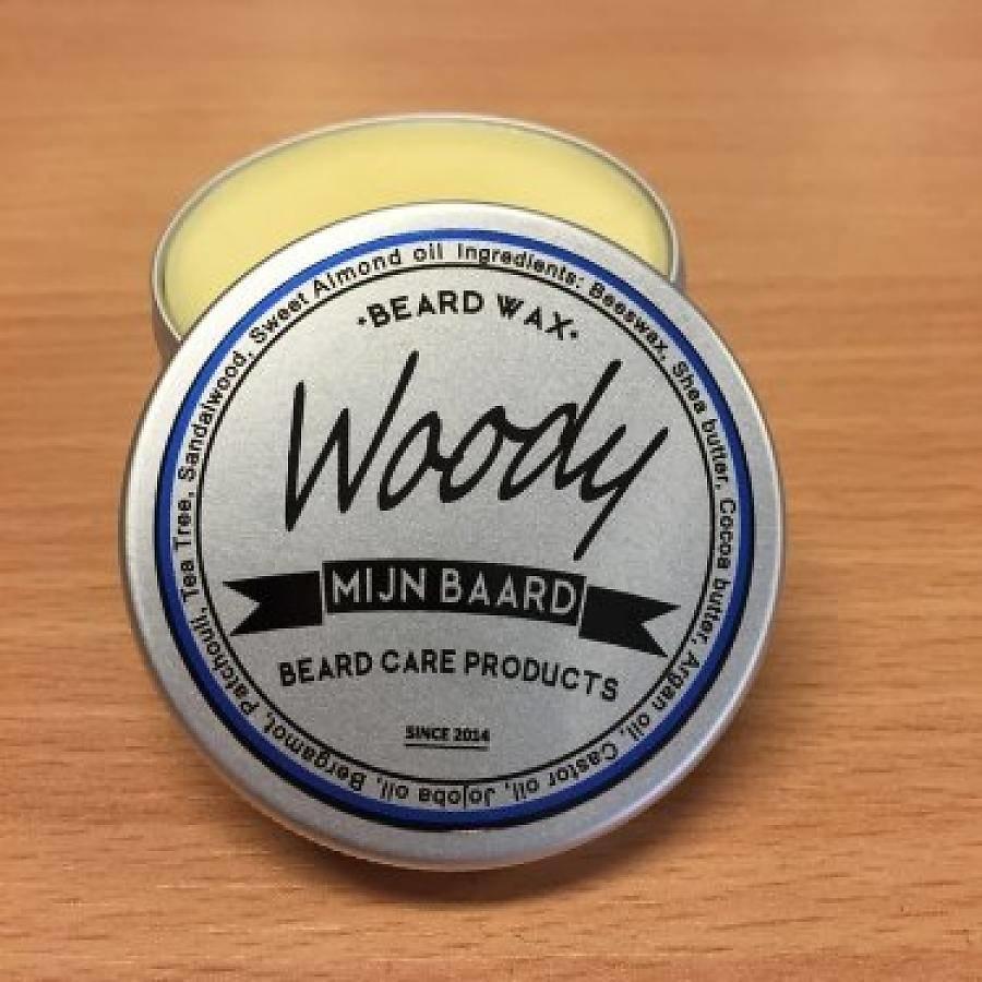 """Baardwachs """"Woody""""-1"""