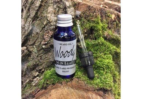 """Novus Fumus Beard oil """"Woody"""""""