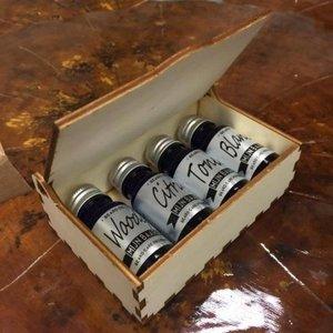 Novus Fumus Baardolie Sample Pack
