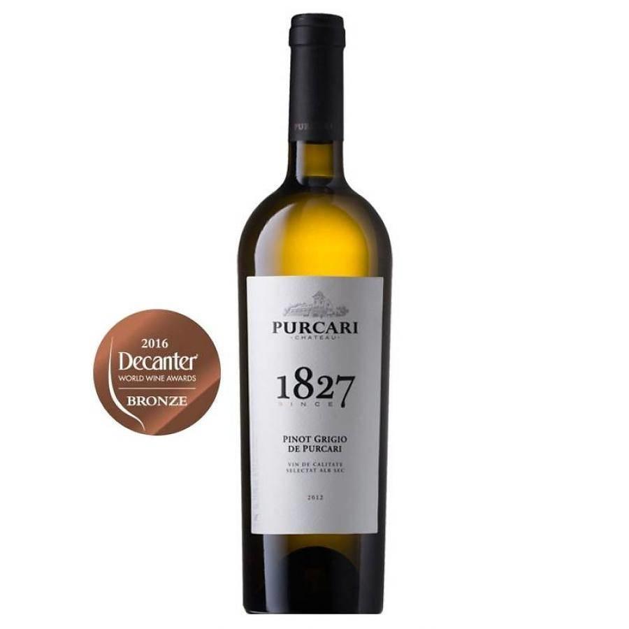 Pinot Grigio de Purcari 1827