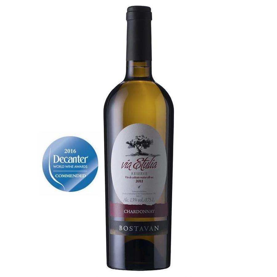 Bostavan via Etulia Chardonnay