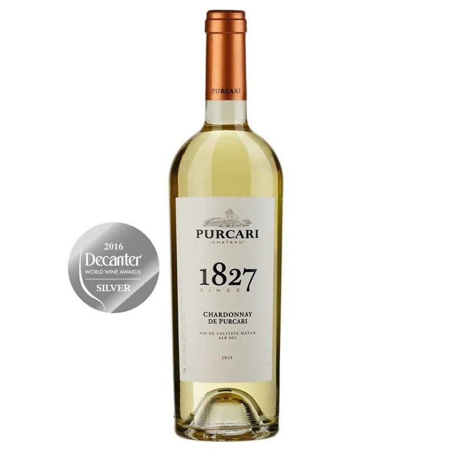 Chardonnay de Purcari 1827-1