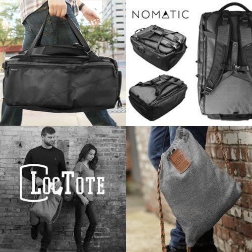 Luxusrucksäcke und Taschen