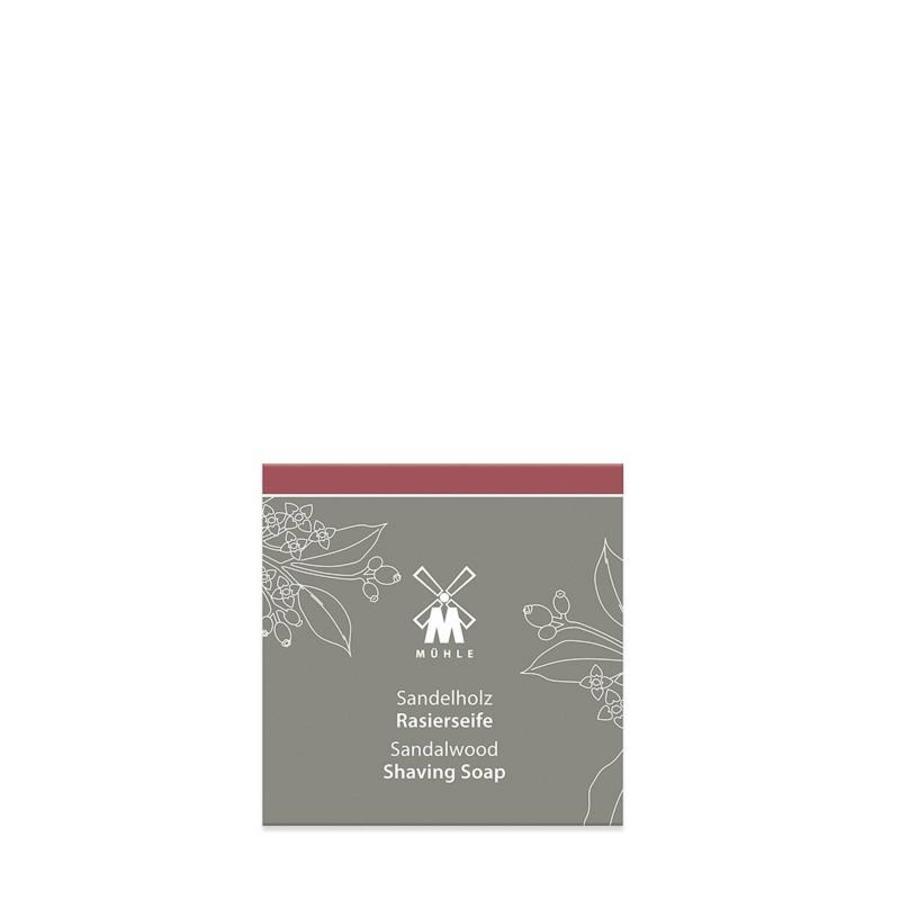 Sandelholz Rasierseife 65g - Nachfüllung-1