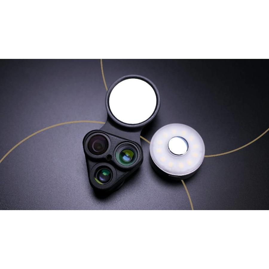 De multi-lens foto revolutie voor smartphones