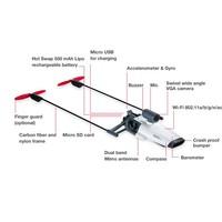 thumb-FPV. Papieren vliegtuig met Wifi camera-5