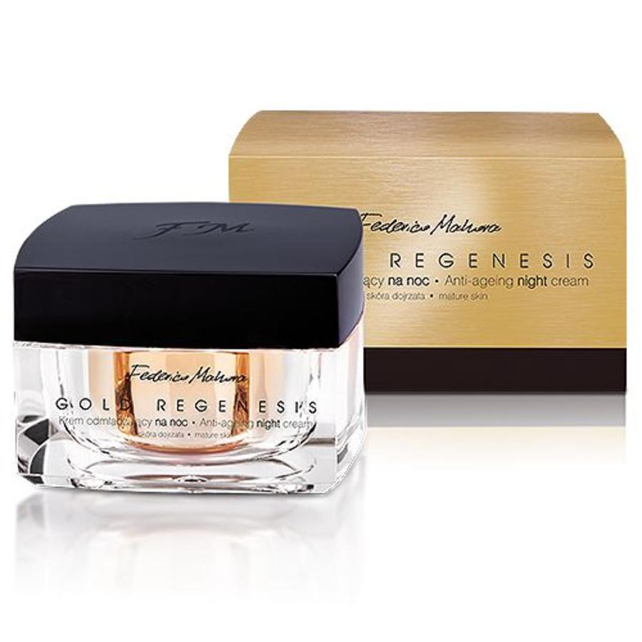 Gold Regenesis Anti-aging Nachtcrème-1