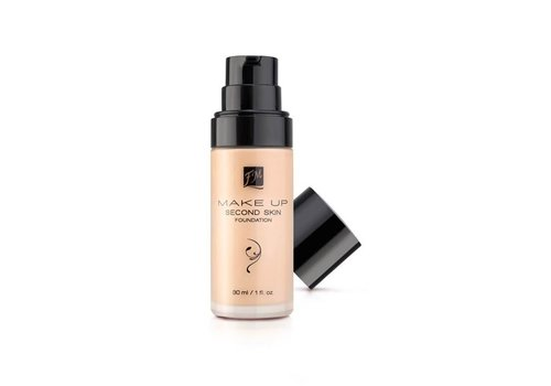 Federico Mahora Second skin foundation