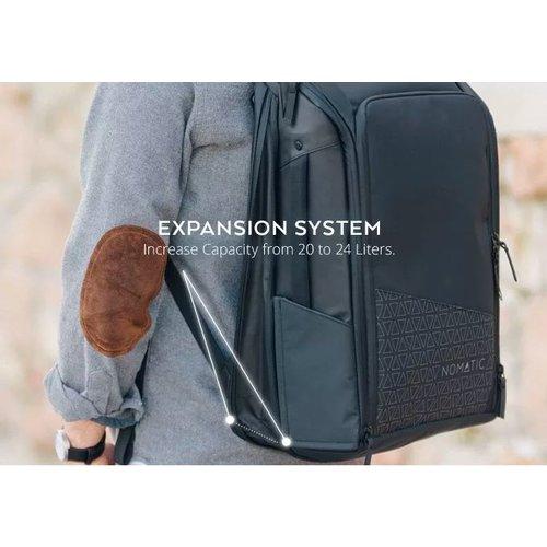 NOMATIC Backpack, de ideale rugzak voor dagelijks gebruik