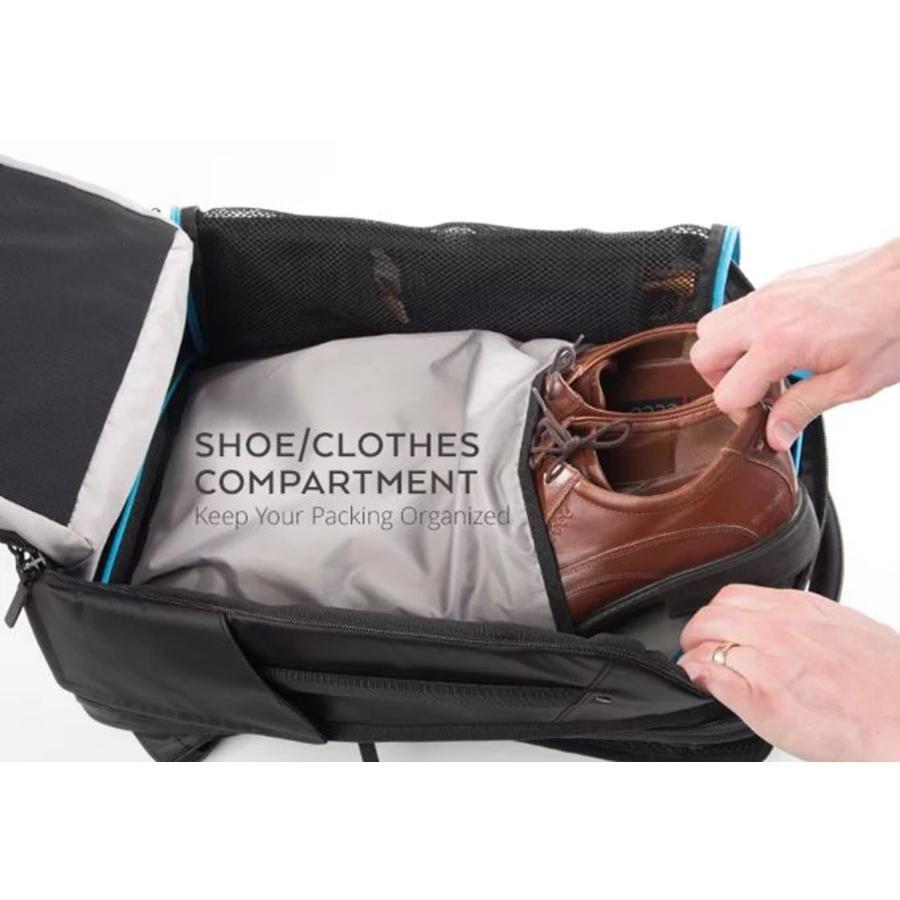Travel Pack, de perfecte reistas voor 1-3 dagen weg