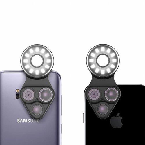 RevolCam 5-in-1 smartphonelens