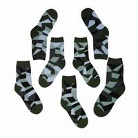 thumb-Verschiedene aber passende Socken in anständiges Silber, Azurblau und grün Nuancen.-2