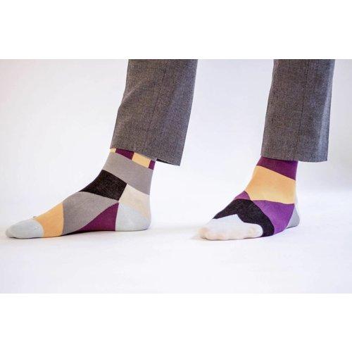 Solosocks Verschillende maar bijpassende sokken